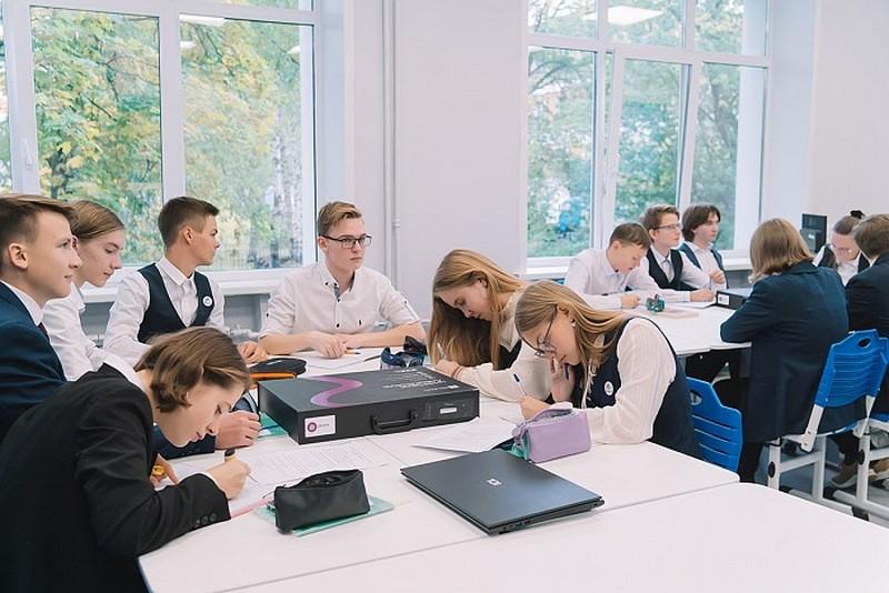 Kvantorium В кировском лицее открылся первый школьный технопарк «Кванториум»