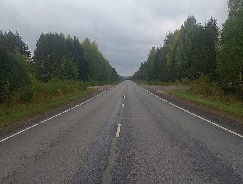 doroga trassa Kirovskaya oblast На трассе в Кировской области найдена мёртвая женщина