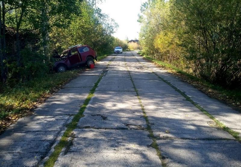 dtp Bystryagi Bragichi Orichevskiy rayon В Оричевском районе пьяный мужчина не доехал до цели