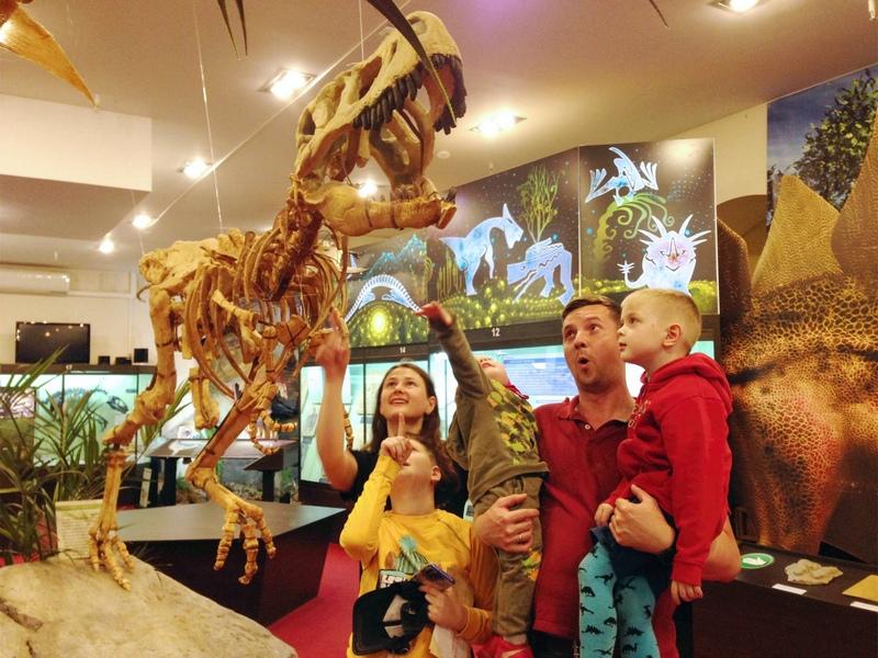 paleontologicheskiy muzey Вятский палеонтологический музей объявил о бесплатном посещении