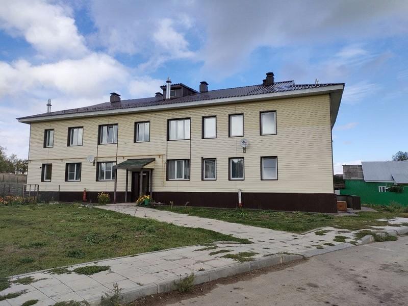 photo 2021 09 06 14 35 17 Для переселенцев в селе Буйском построены два дома