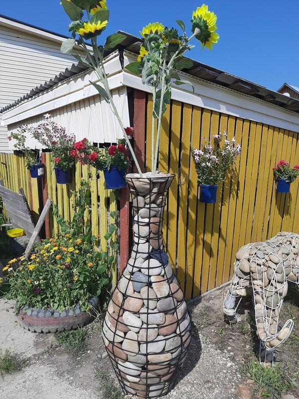 Умелец из Кировской области создаёт объёмные арт-фигуры