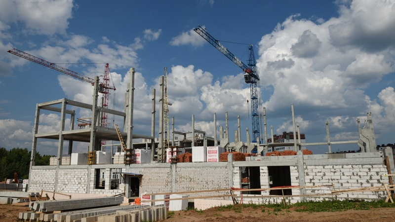 shkola В Кирове определены подрядчики для строительства двух школ