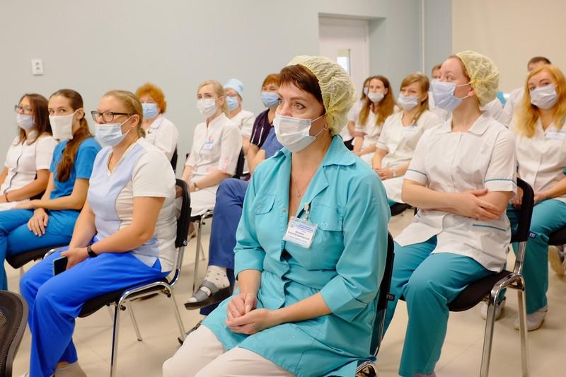 В Кировской Детской областной больнице завершена масштабная реконструкция