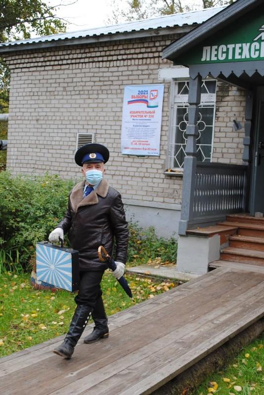 Кировчане вошли в топ-5 самых необычных избирателей России