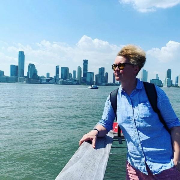 Увидеть Нью-Йорк и нарисовать