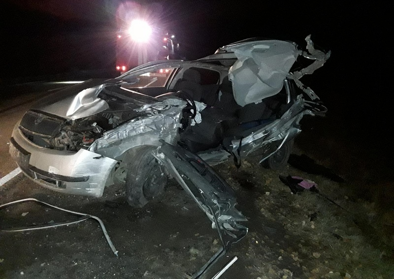 dtp Beloholunitskiy rayon SHkoda Fabia В Белохолуницком районе насмерть разбилась 25-летняя девушка
