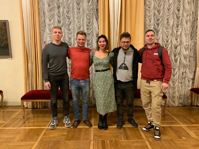 muzykanty Музыканты, которым Игорь Васильев подарил инструменты, успешно выступили на всероссийском конкурсе